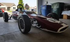 1972 Royale RP3 Formula Ford - restored winning chassis! main photo