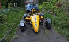 ROAD RUNNER RACING SR1 SINGLE SEATER CAR main photo