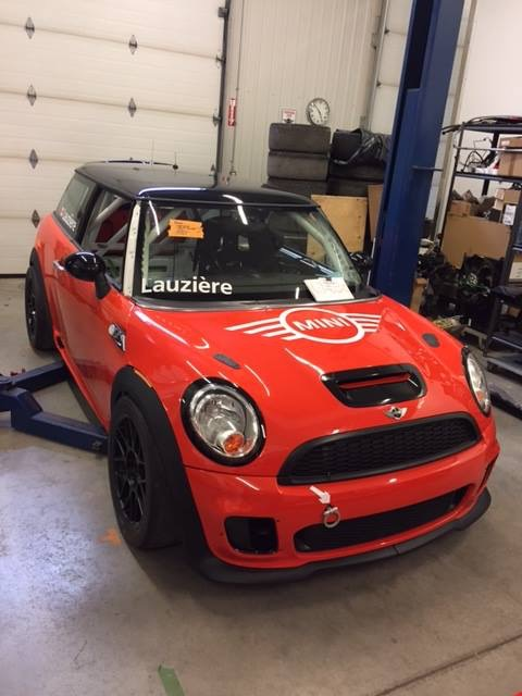 Mini Cooper Price >> JCW MINI R56 turbo Touring Car-Sold For Sale in Vaudreuil ...