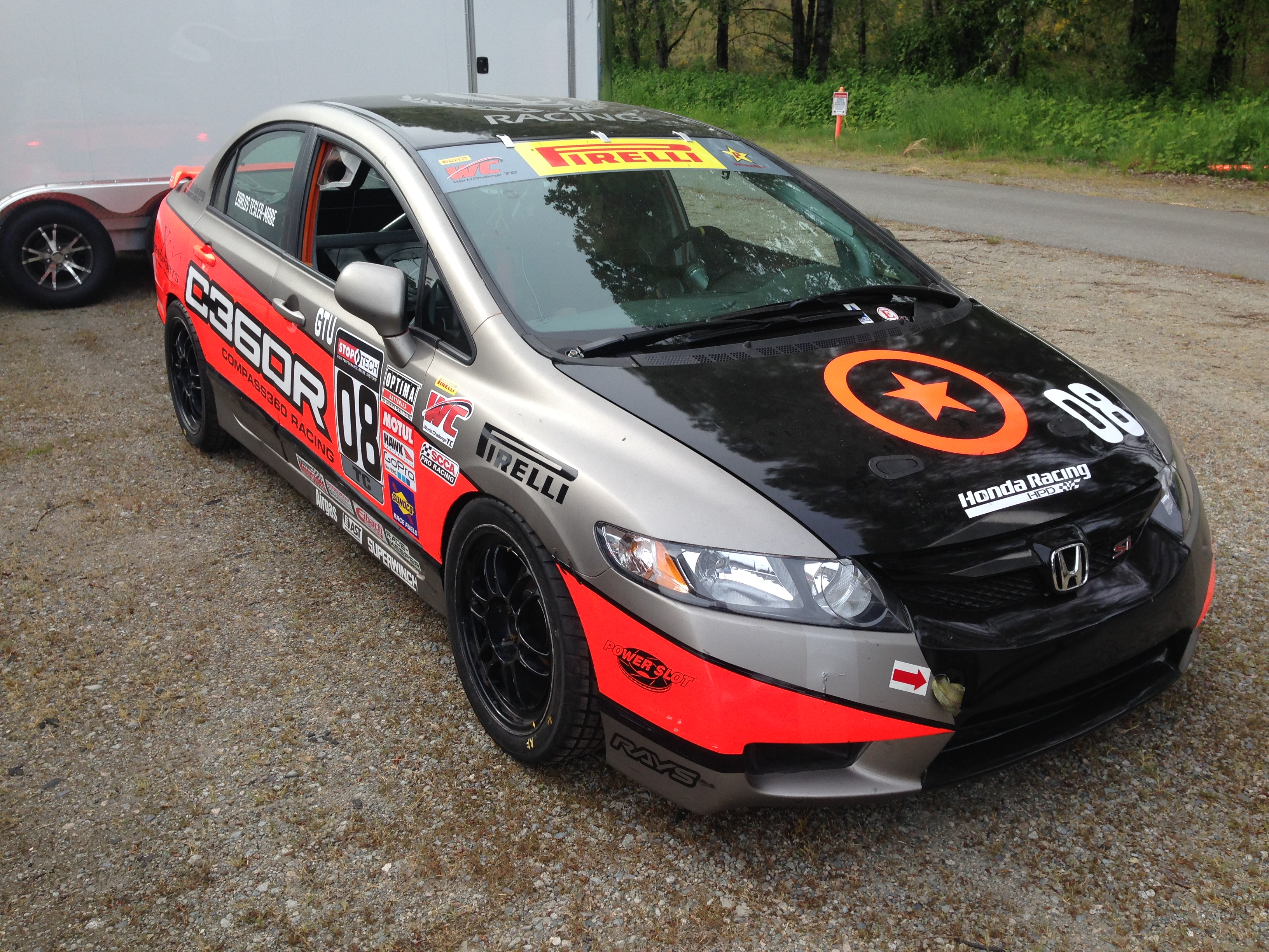 2011 Spec Honda Civic Si Race car for sale For Sale in ...