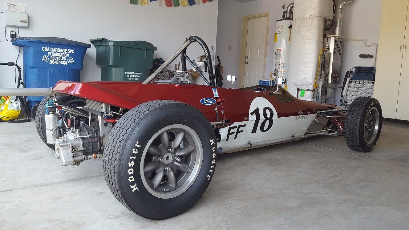 Arkansas Bill Of Sale >> 1972 Royale RP3 Formula Ford - restored winning chassis ...