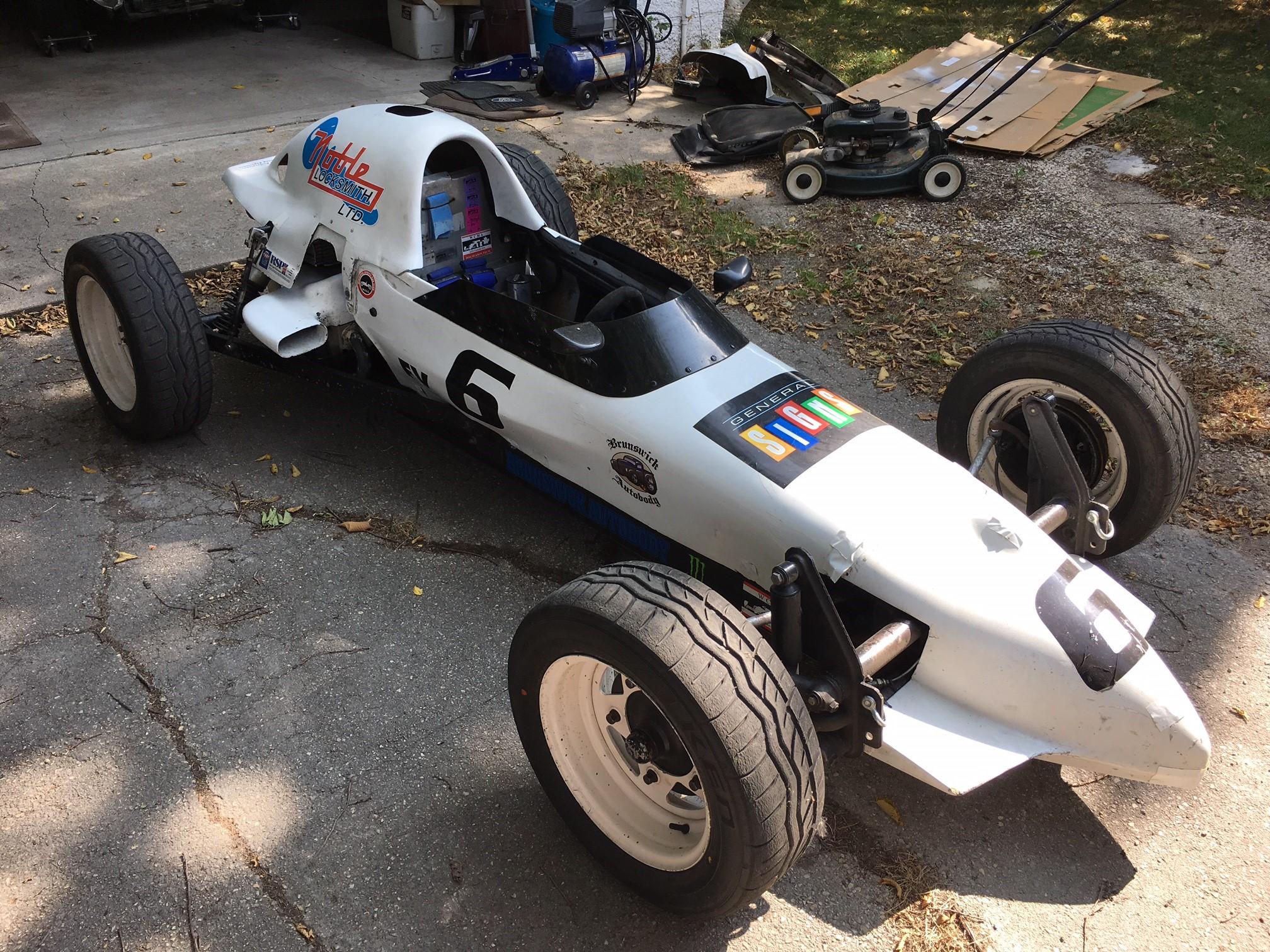 1976 lynx b formula vee race car for sale