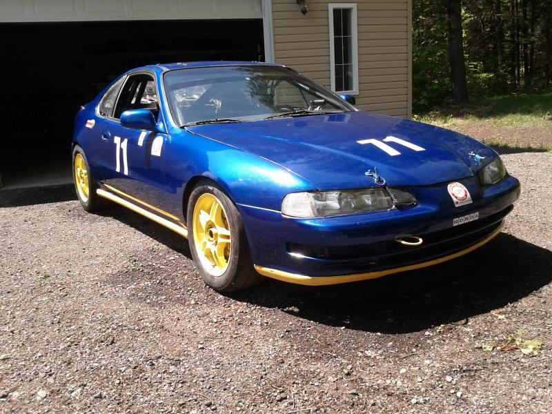 1993 Honda Prelude race car for quick sale main photo