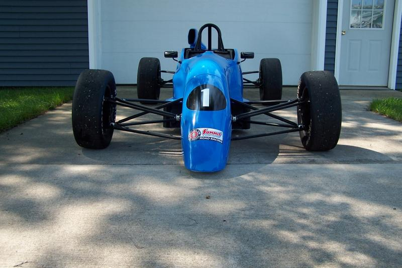 Van Diemen Formula Ford main photo