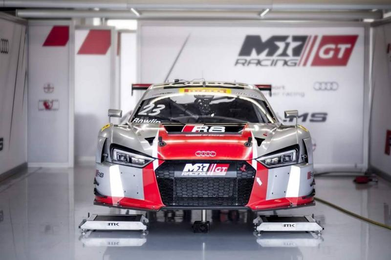 2016 Audi R8 GT3 LMS main photo
