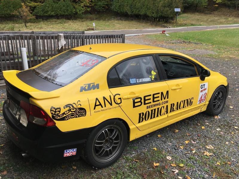 Compass360R (C360R) built CTCC series Honda Civic main photo