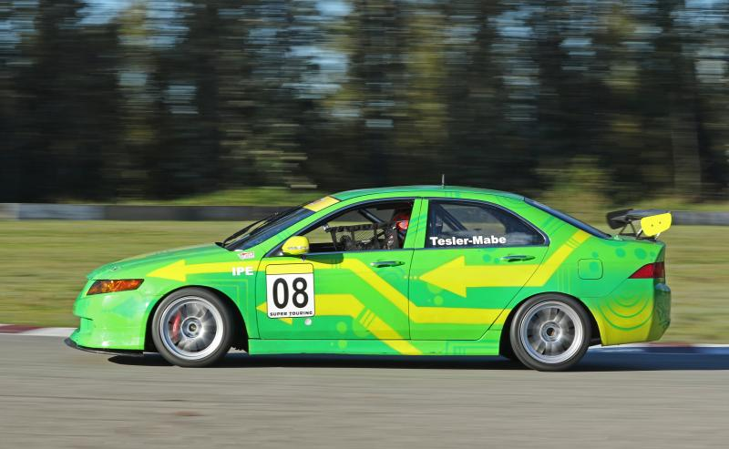 2004 Acura TSX Race car main photo