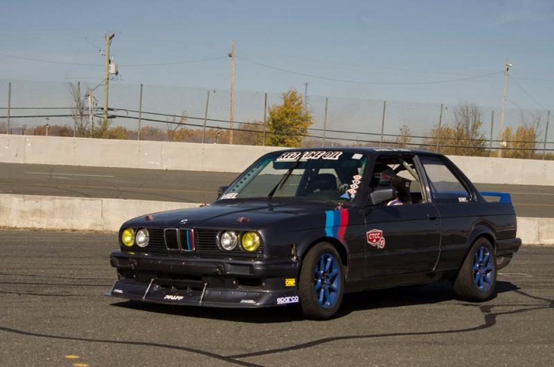 BMW e30 Race Car excellent condition main photo