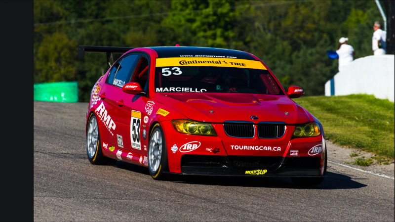 BMW E90 Touring Car main photo