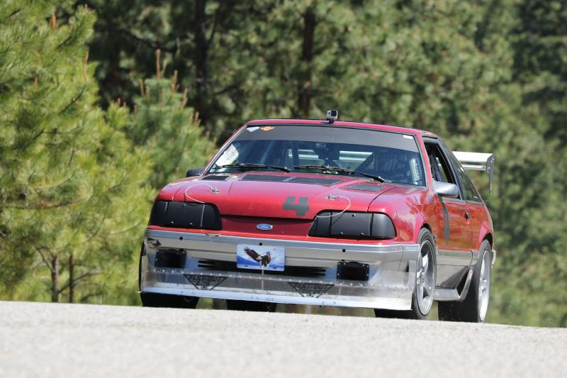 1990 Ford Mustang Time Attack Racecar - LS1 Swap main photo