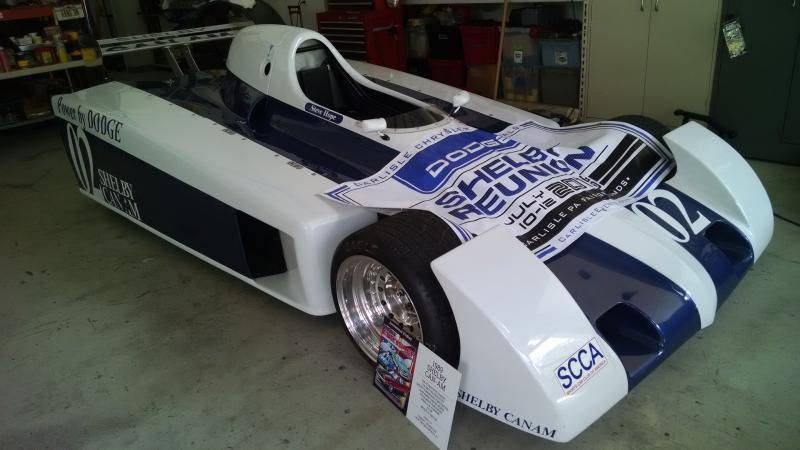 Shelby Can-Am Prototype main photo