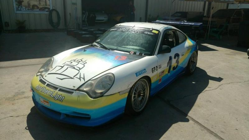 2004 Porsche 996 CUP CAR main photo