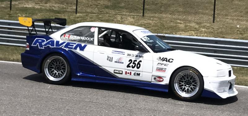 BMW E36 416HP C-Mod Race Car main photo