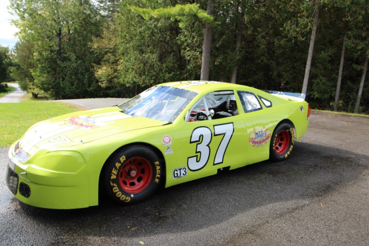 Race Ready Ex-Nascar Pinty's Series Road Course Car main photo