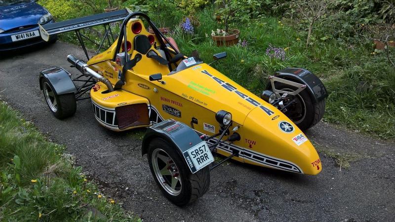 road runner racing sr1 single seater car for sale in dallas 10500. Black Bedroom Furniture Sets. Home Design Ideas