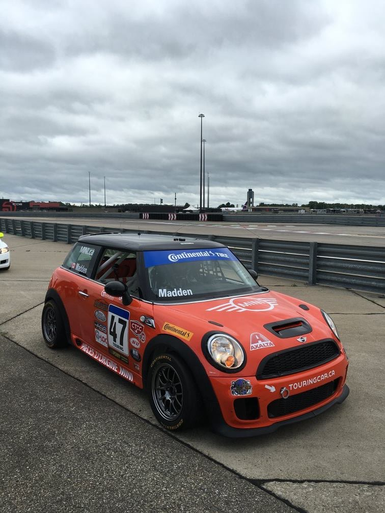 Jcw Mini R56 Turbo Touring Car Sold For Sale In Vaudreuil
