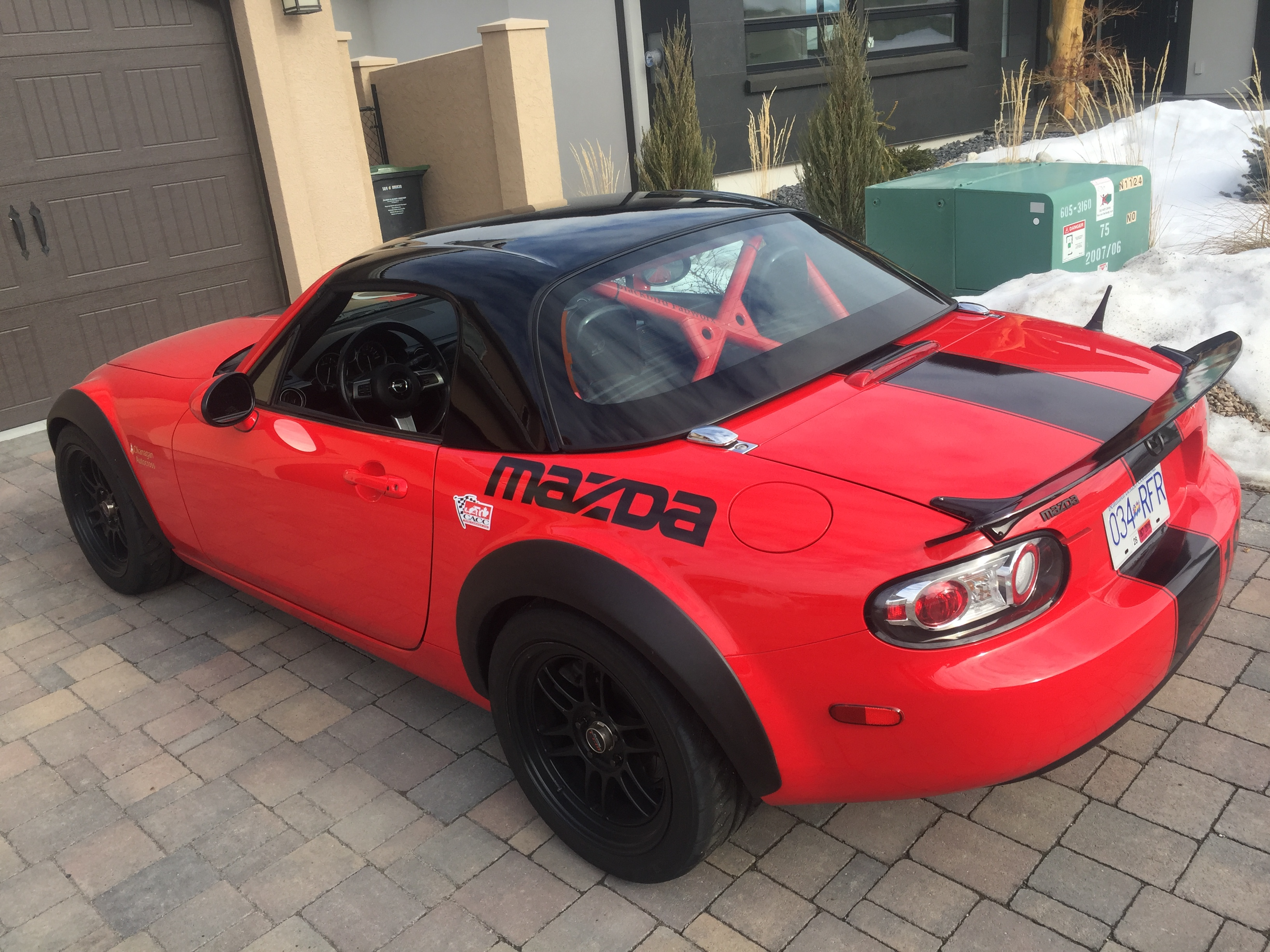 2006 Mazda Mx5 Track Day Autocross Time Attack Daily