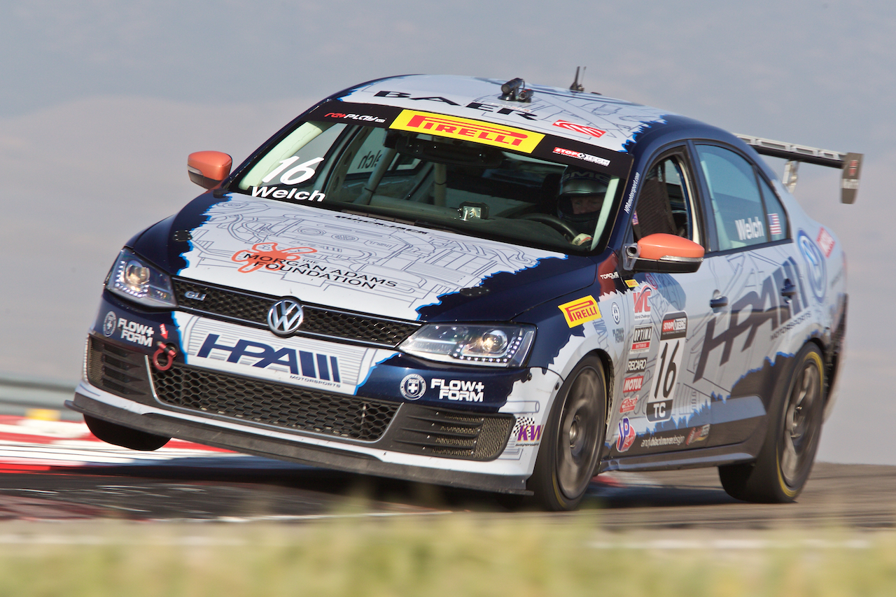 2012 Volkswagen Jetta GLI Touring Cars Race Car For Sale - $45000