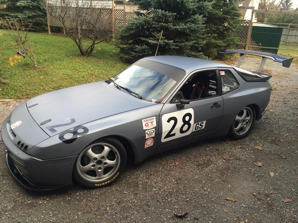 1986 porsche 944 turbo race car for sale 14400
