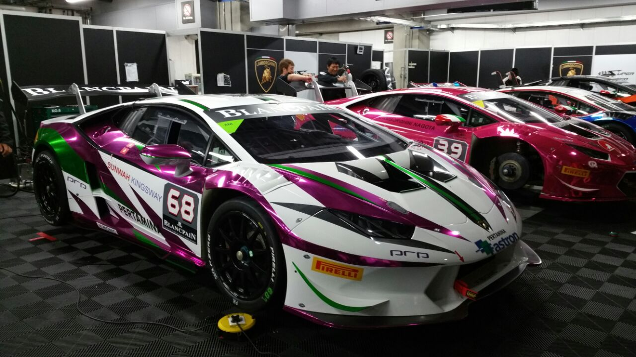 Bill Of Sale Virginia >> For sale: 2015 Lamborghini Huràcan Supertrofeo Race Car For Sale - $180000
