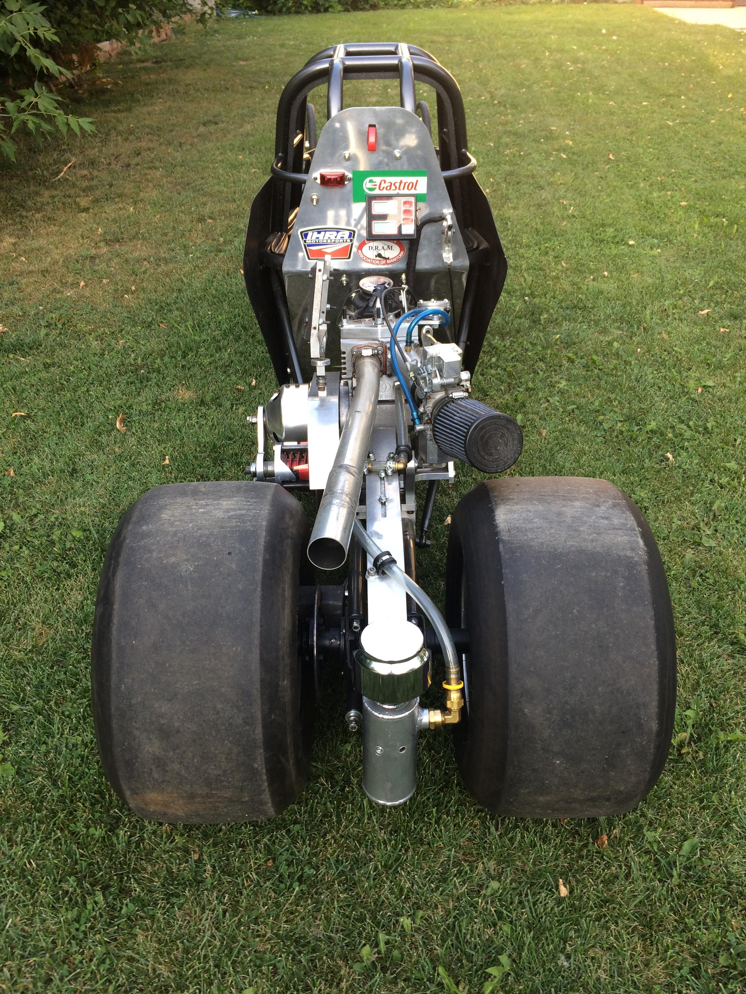 Junior Dragster Drag Car For Sale - $4680