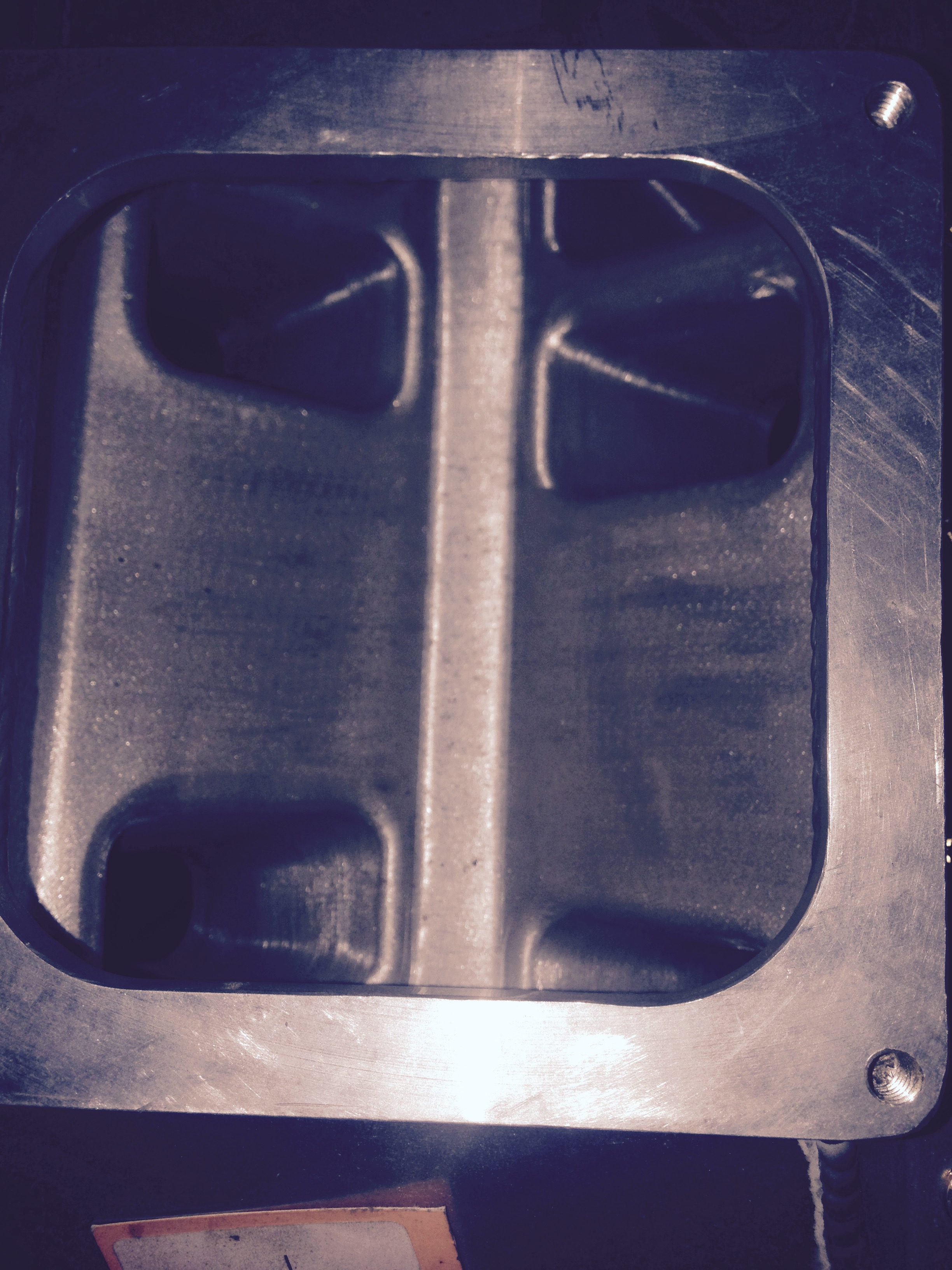 Hogan Sheet Metal Manifold For Sale In Laval 1500