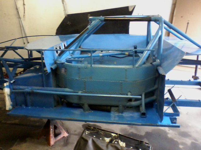 Pro Late Model Straight Rail Chassis For Sale In Windsor