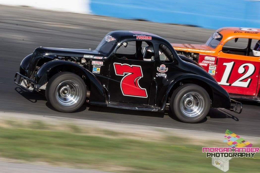 Legend Car Race In Washington