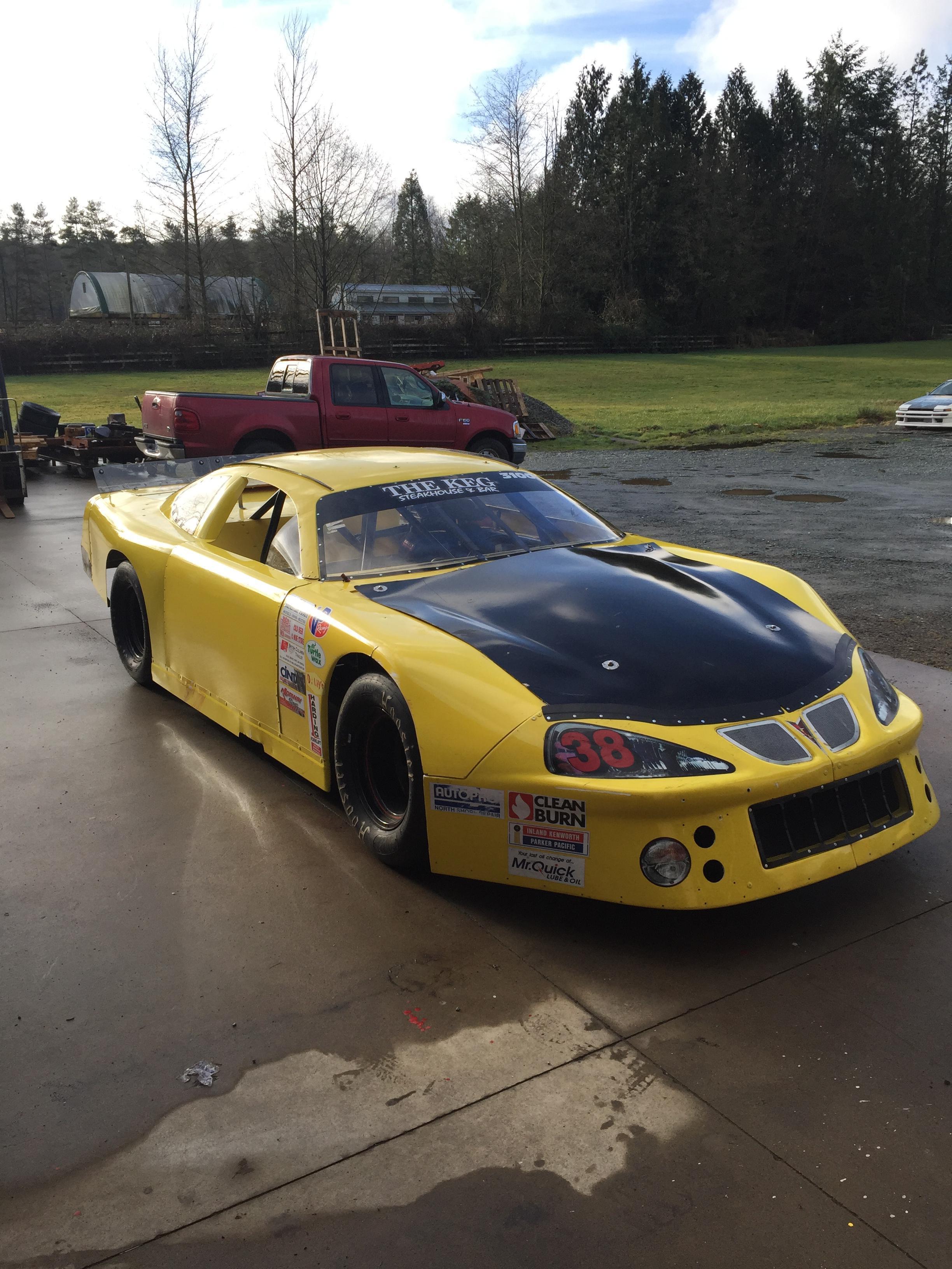 Arkansas Bill Of Sale >> Sportsman Stock Race Car For Sale