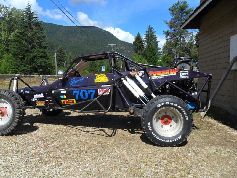 Long travel 1600cc Class Toyota Baja Buggy Rally Car For ...