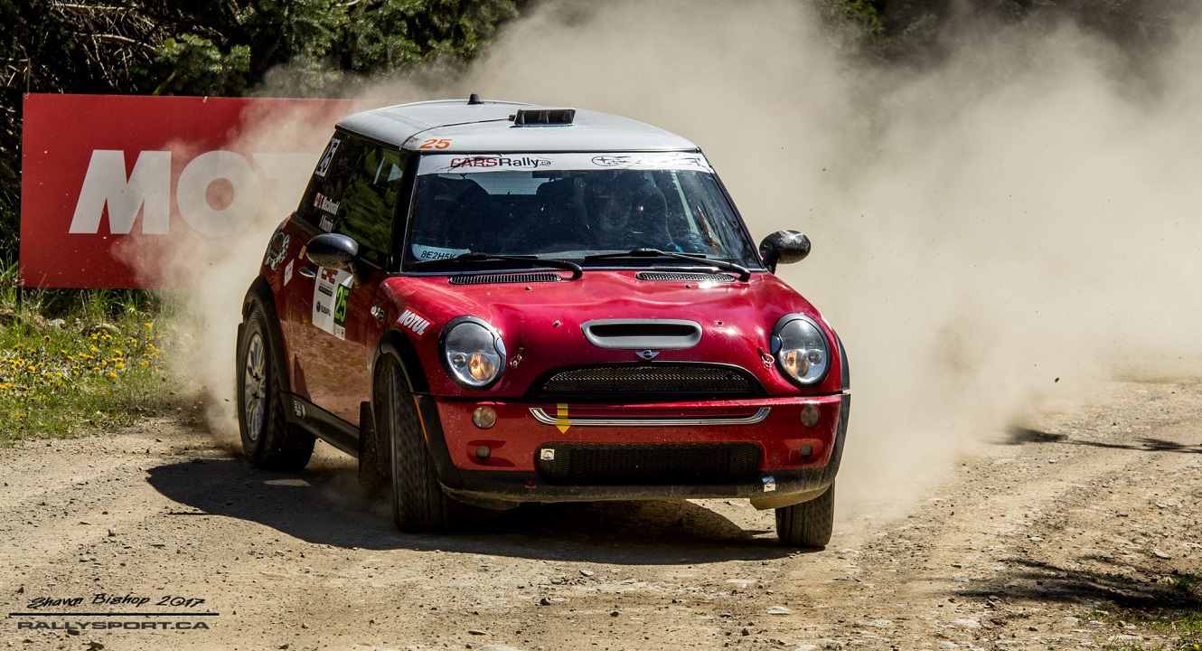 2005 Mini Cooper S Jwc Stage Rally Car For Sale In Surrey