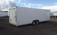 Pace Shadow Ltd. 8#039;x28#039; enclosed Race Trailer main photo