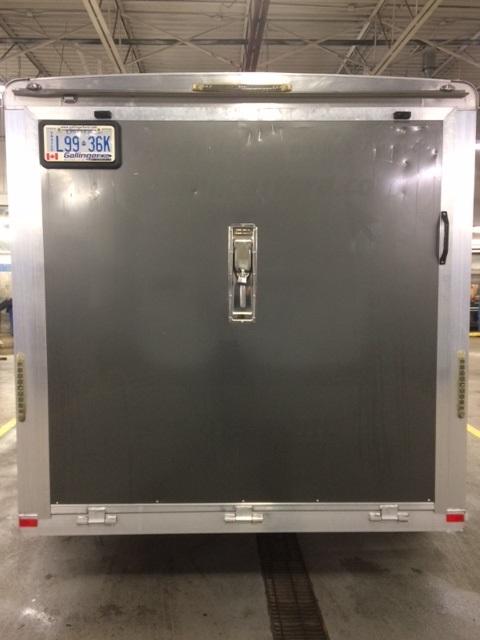 7x14 Neo Aluminum Tandem Axle Trailer For Sale In Milton