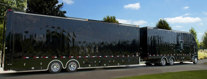 Rv Trailers For Sale Ontario >> Freightliner Race Transporter For Sale - $120000