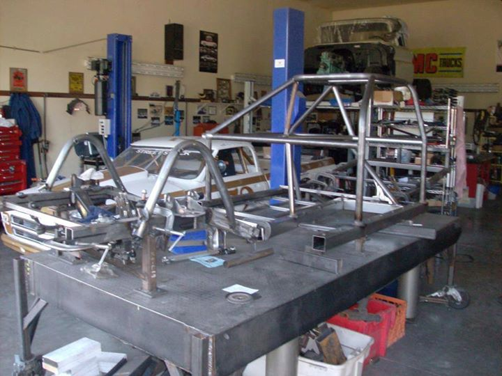 Modular Surface Plate Chassis Jig For Sale 5000