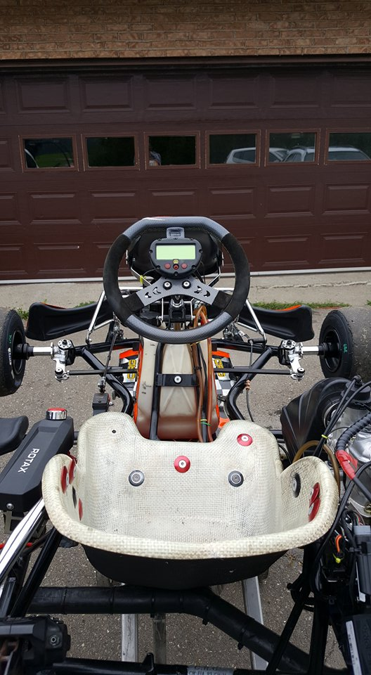 Bill Of Sale Kansas >> CRG Rotax 125 Sr Go-Kart For Sale - $2160