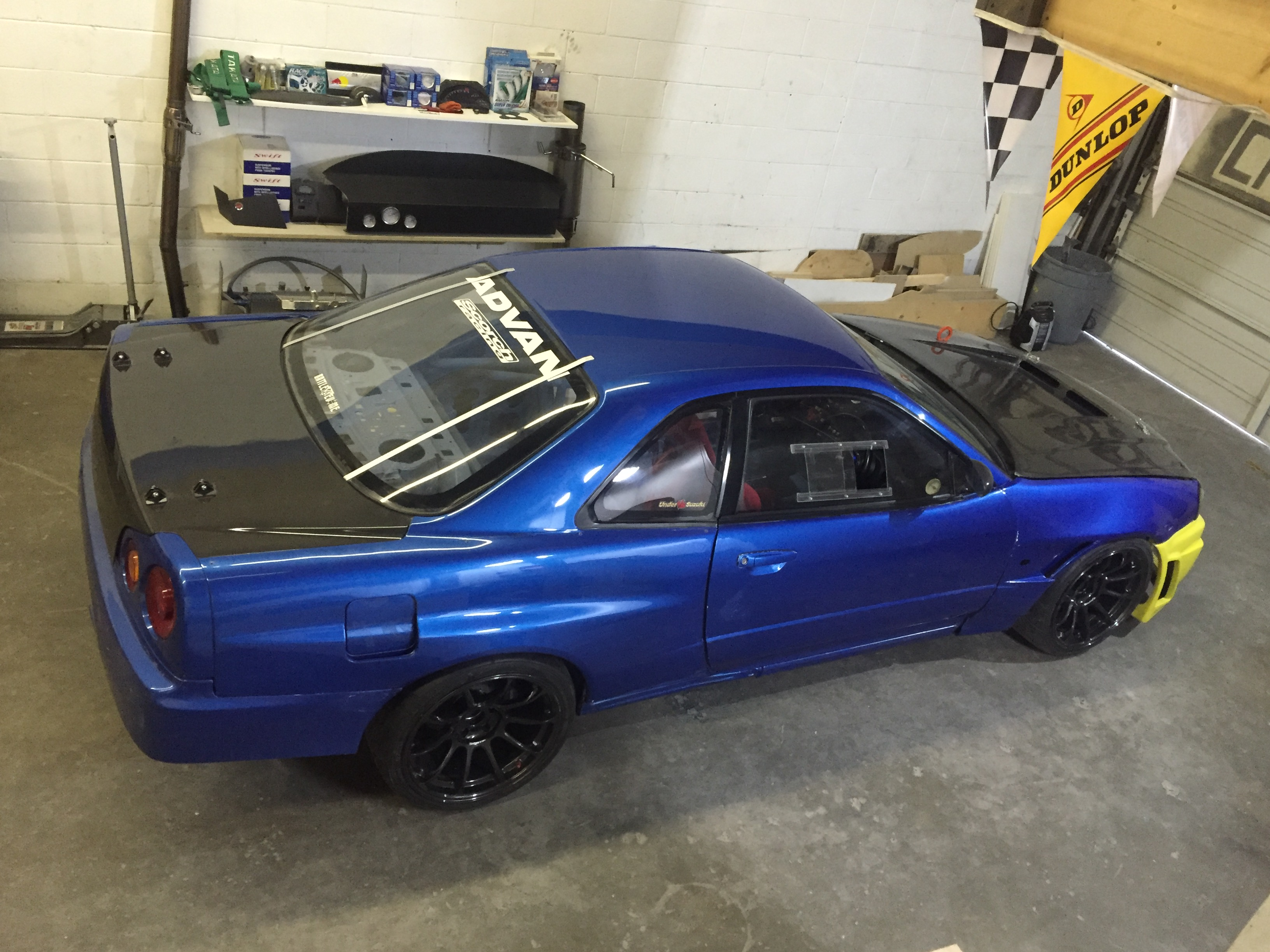 1998 Skyline R34 Gt T For Sale In Burnaby 8500
