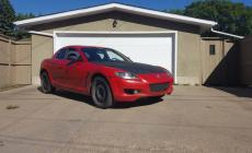 2004 Mazda Rx8 main photo