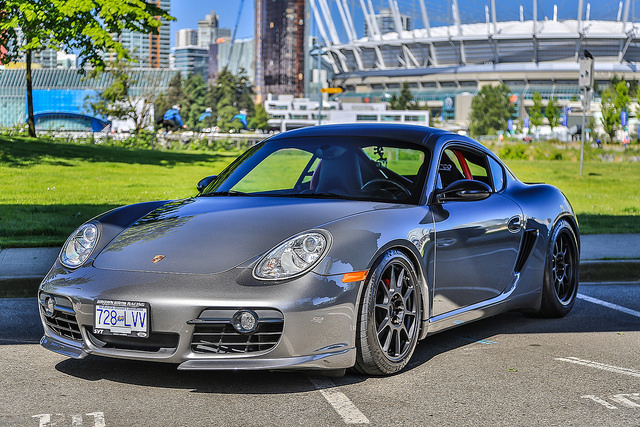 2008 Porsche Cayman S Ultimate Modified Track Car main photo