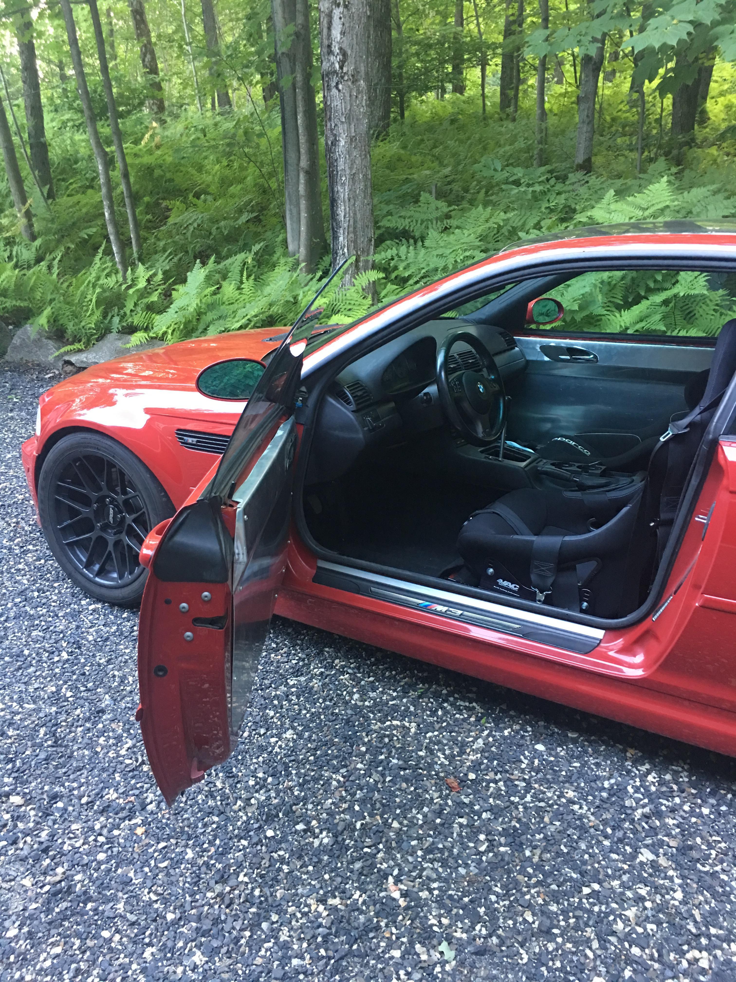 BMW E46 M3 For Sale - $25000