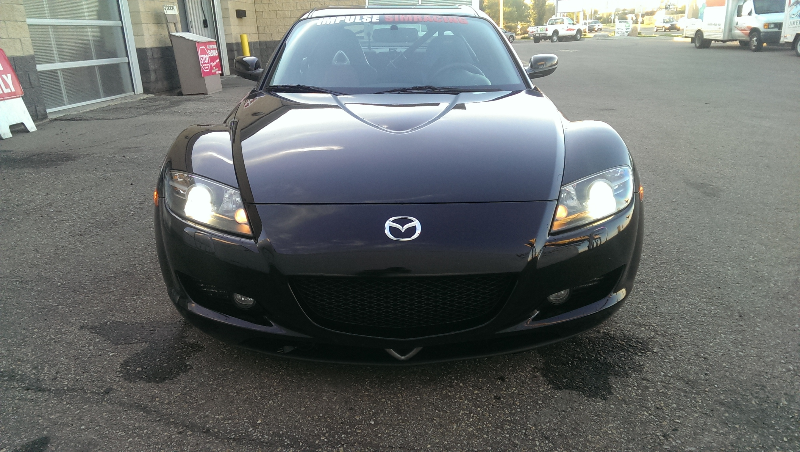 2006 mazda rx8 vendre in edmonton 9500. Black Bedroom Furniture Sets. Home Design Ideas