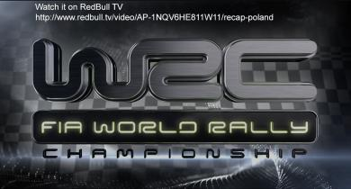 WRC Rally of Poland Highlight is now up!