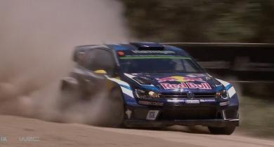 WRC Rally Australia is on RedBull.tv!