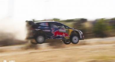 3 Days left to watch Rally Italy!