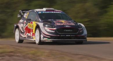 Watch WRC Germany!