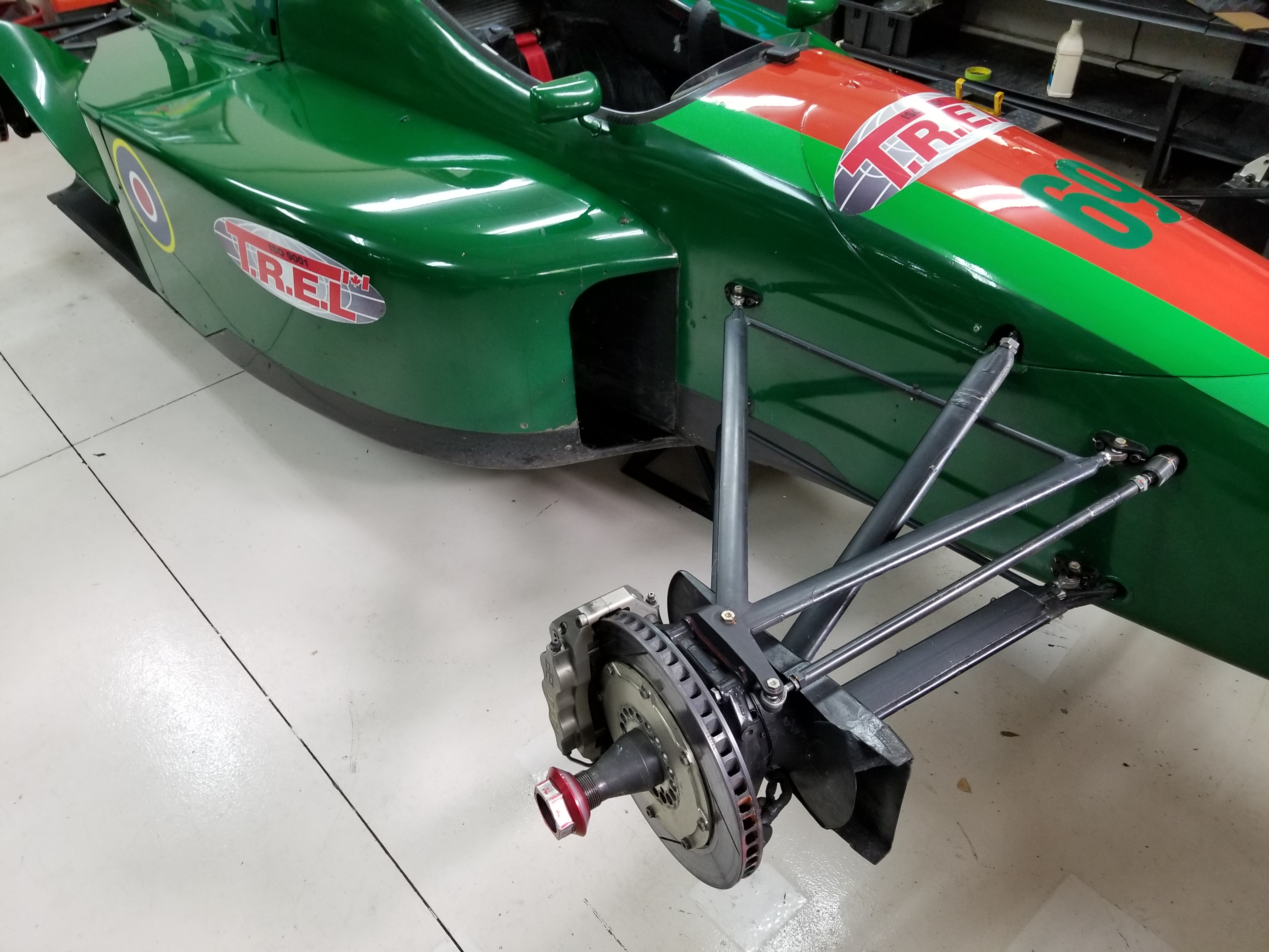 indy lights lola 97-20 Race Car For Sale - $63216