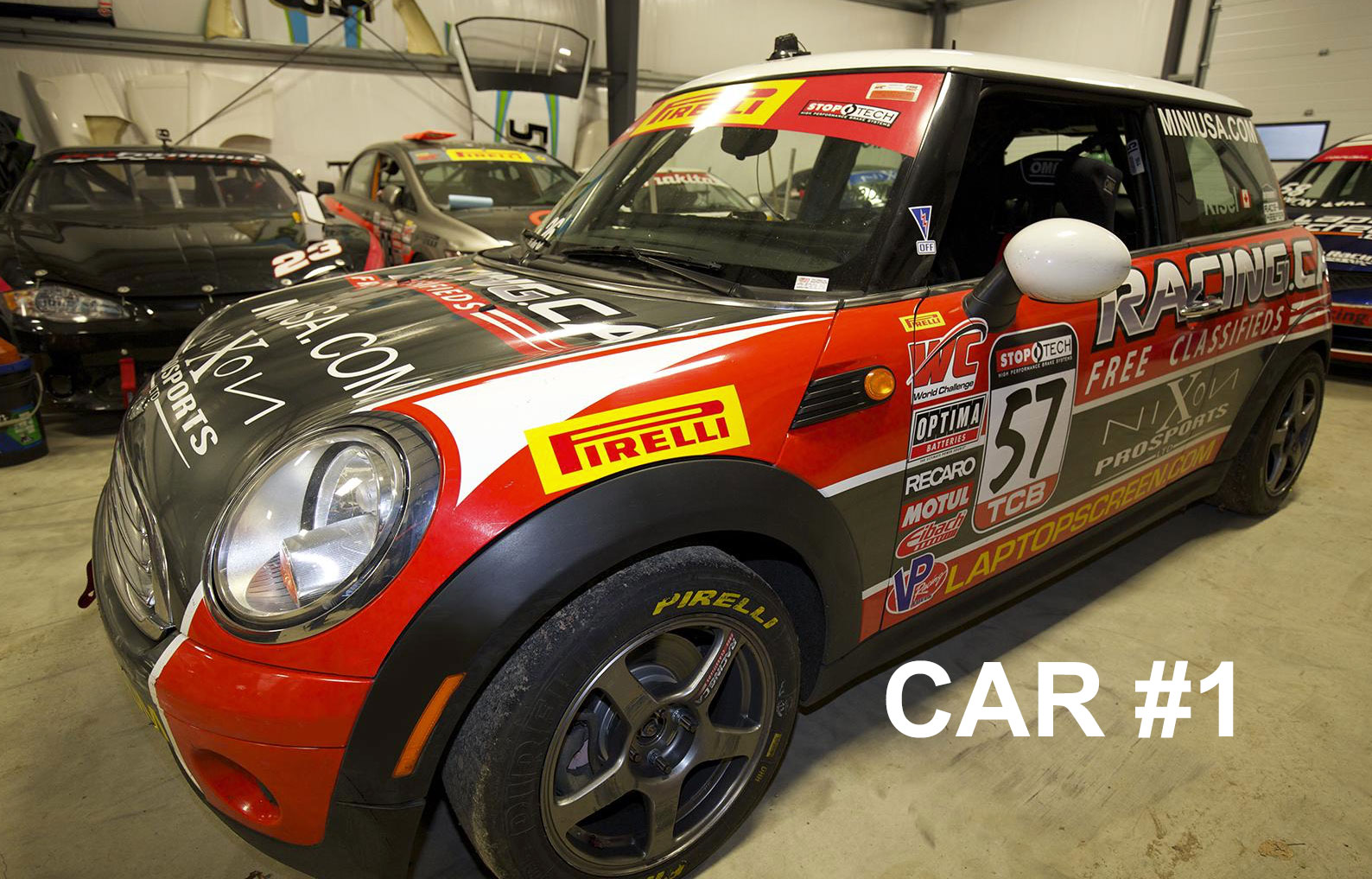 Two B-Spec Mini Coopers for the Price of One! For Sale in Mission ...