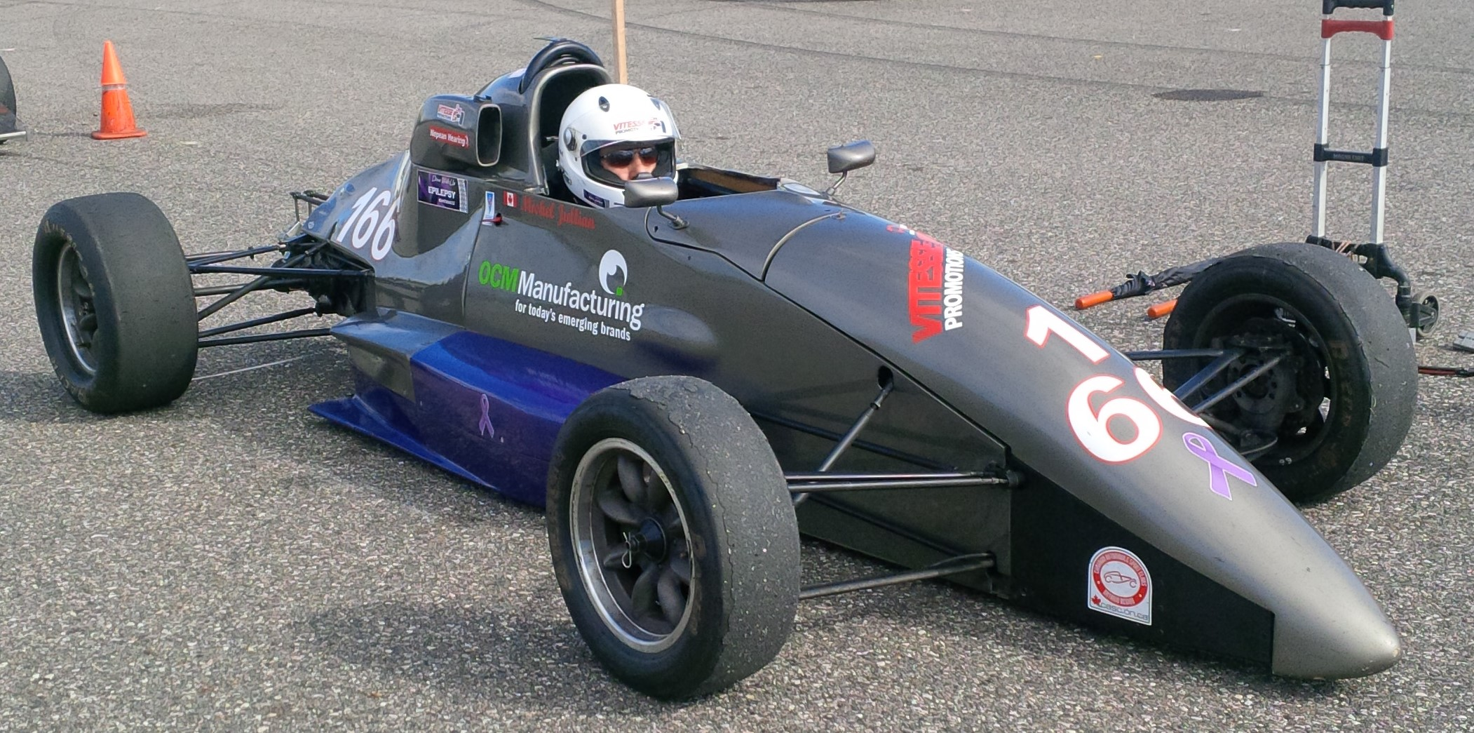 F 1600 Van Diemen Rf98 Ready To Race For Sale In Ottawa