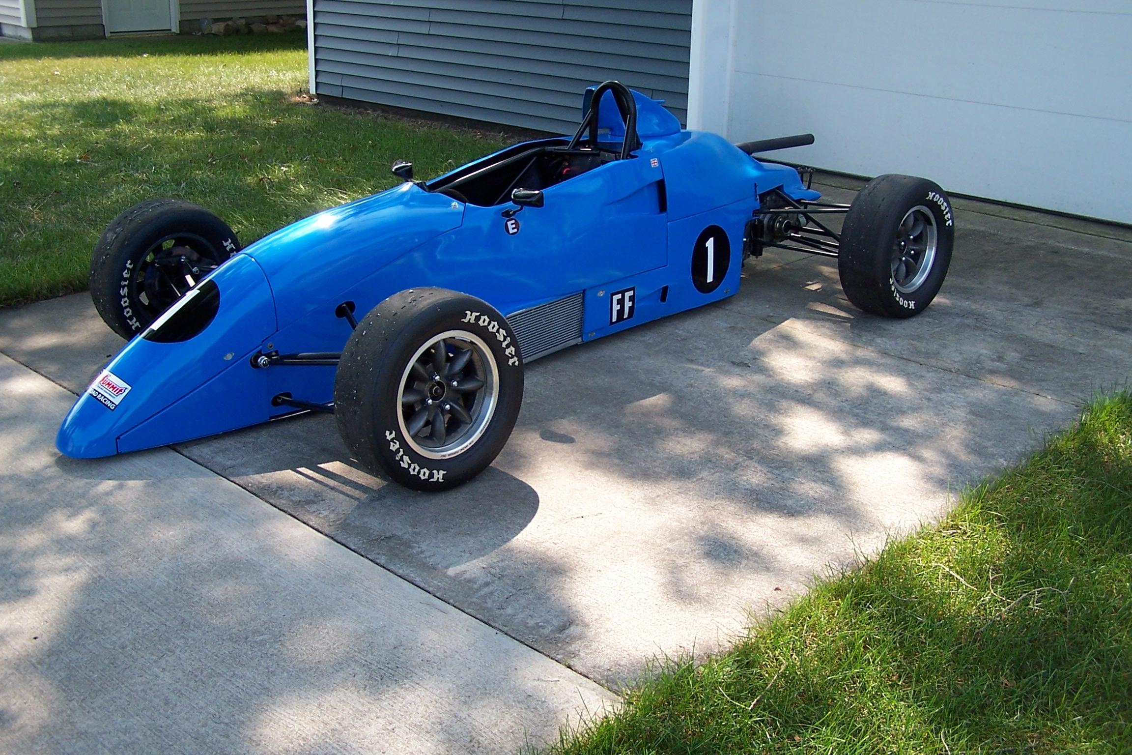 Arkansas Bill Of Sale >> Van Diemen Formula Ford Race Car For Sale - $13320