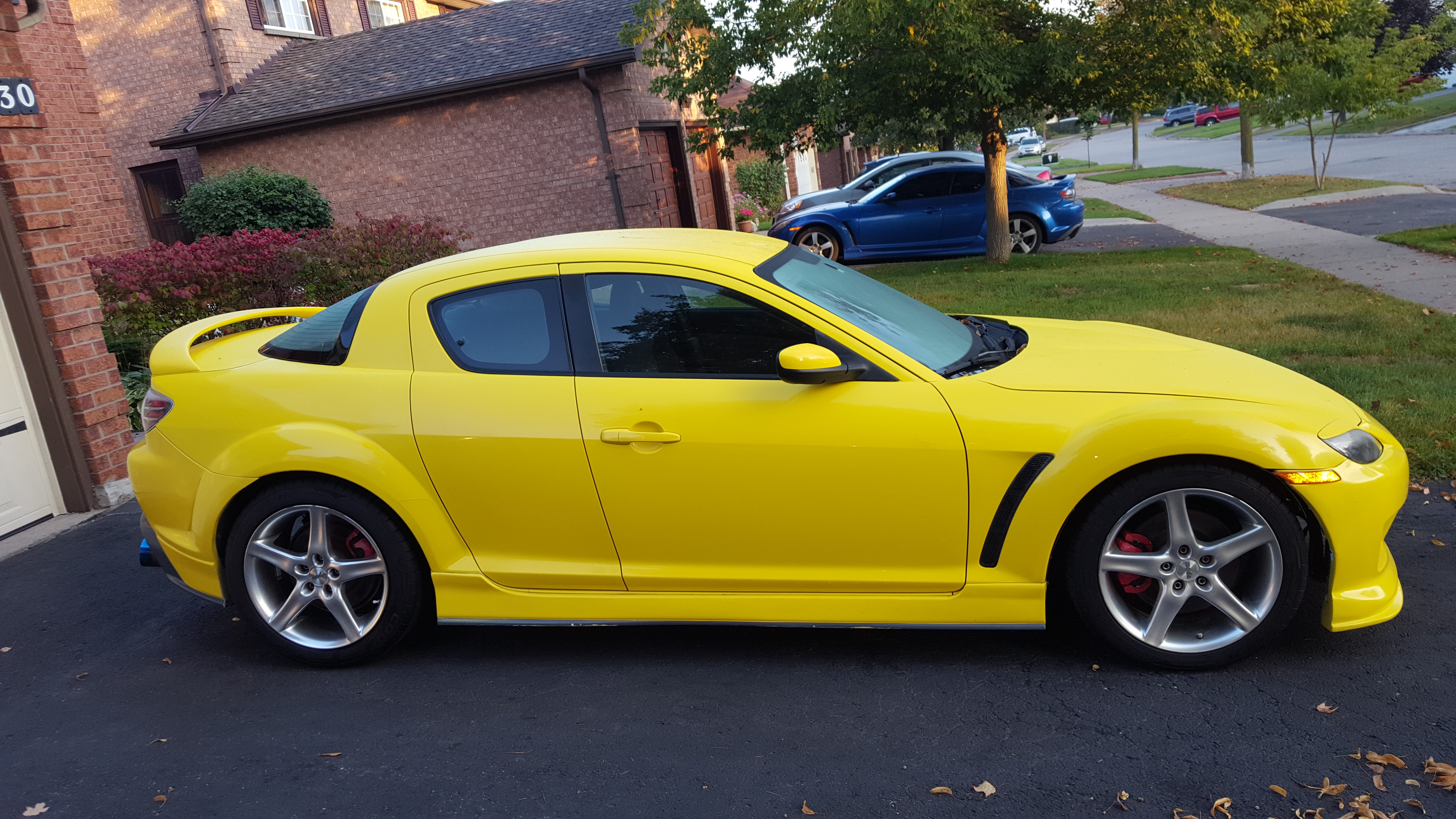 2004 Mazda Rx8 For Sale In Whitby
